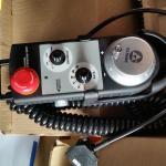 Distribuidor de manivela eletrônica